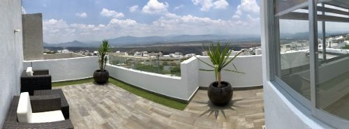 En Venta Hermosa Residencia En Zibatá, Amueblada, 4ta Recamara, Bar, Roof Garden