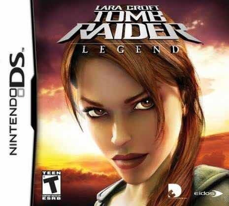 Jogo Nintendo Ds Lara Croft Tomb Raided Original