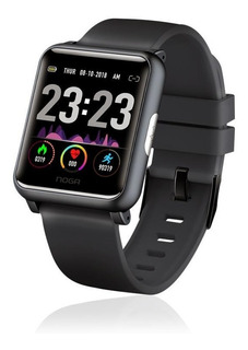 Smartwatch Reloj Noga Band Sumergible Bluetooth Ritmo Cardio