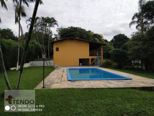 Chácara 1900 M² - 3 Dormitórios - 1 Suíte - Bairro Canedos - Piracaia/sp - Ch0001