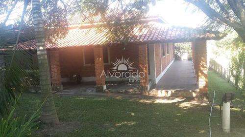 Chácara Com 3 Dorms, Colina Santa Isabel, Piracicaba - R$ 450 Mil, Cod: Ch079 - Vch079