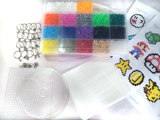 Kit Inicio Zaffron Perler Artkal Beads Hama Beads (5mm)