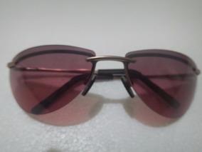 aebb5195c Óculos Sol, Vintage, Top Line, Leve Metal, Lacoste, M-1501