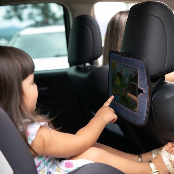 Espelho Retrovisor Bebê, Segurança P Mamae. Vira Porta iPad