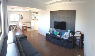 Apartamento Residencial À Venda, Bacacheri, Curitiba. - Ap0134