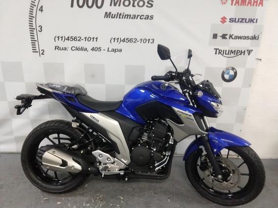 Yamaha Fazer 250 Okm Aceito Moto