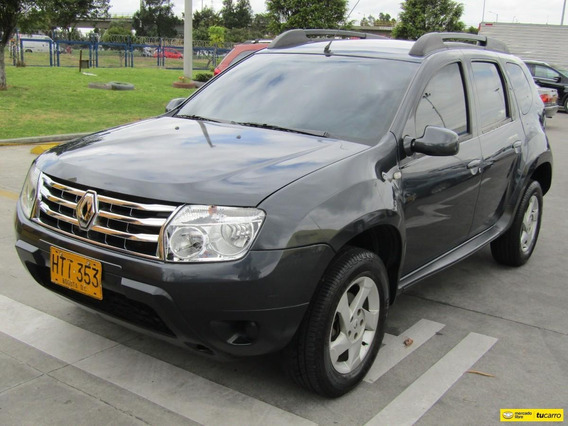 Renault Duster Expression Mt 2.0 4x2