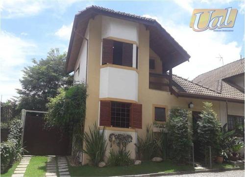Sobrado Com 3 Dormitórios À Venda, 150 M² Por R$ 800.000,00 - Nova Gardênia - Atibaia/sp - So1145