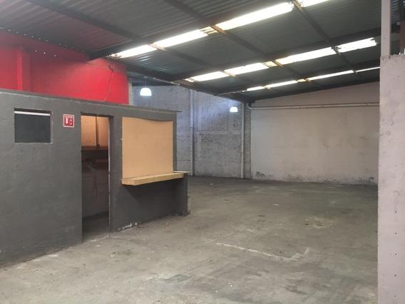 Venta De Bodega/almacén En Excelente Ubicación Cdmx