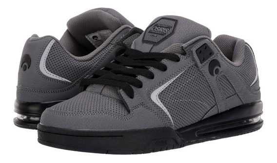 Zapatillas Osiris Pxl Charcoal Black