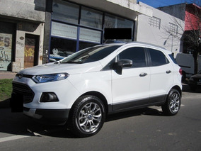 Ecosport Freestyle 2013 Vtv 52.000 Kms Impecable Permuto