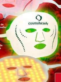 Mascara De Led Verde Cosmobeauty (nunca Usada)