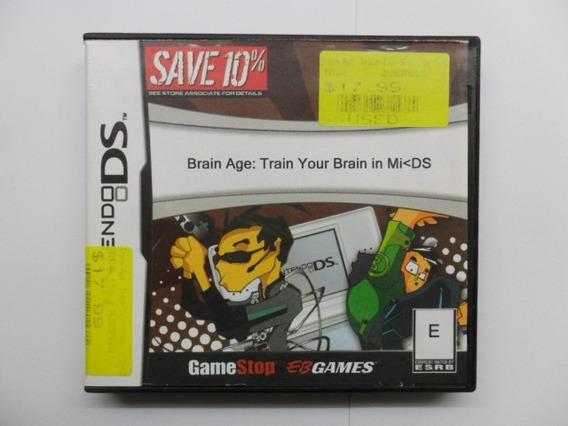 Frete Grátis Brain Age Ds