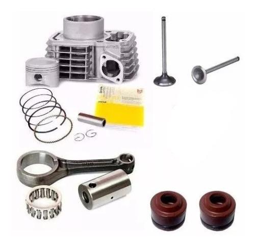 Kit Motor Cilindro Titan/fan/bros 150 Metal Leve Biela/etc..