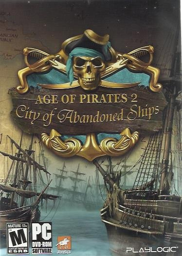 Dvd Age Of Pirates 2 - City Of Abandoned Ships