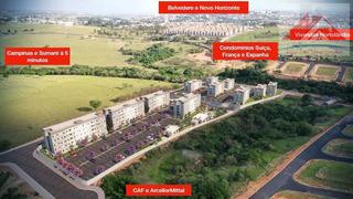 Apartamento Com 2 Dorms, Jardim Nova Europa, Hortolândia - R$ 138 Mil, Cod: 44 - V44