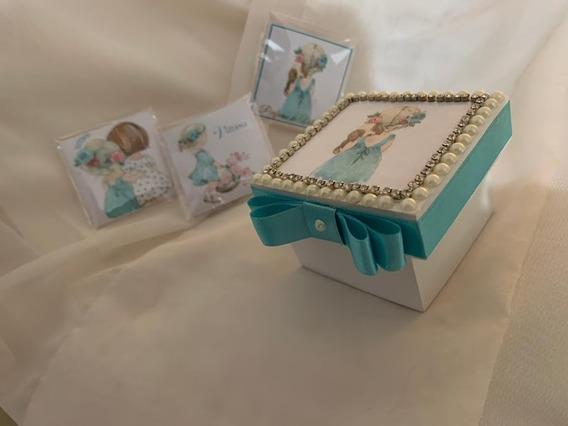 Lembrancinha Maternidade Aromatizador Chá Bebê 10 Caixas