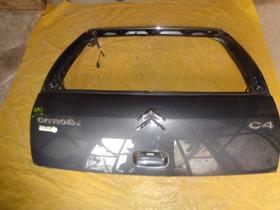 Tampa Traseira Do Citroen C4 Hatch 2011 -usada Original