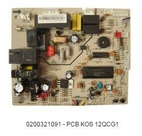Placa Ar Condicionado Komeco Kos 12qcg1 0200321091