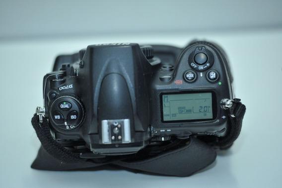 Camera Nikon D700 Lente Nikon 80/200 2.8 Juntos Ou Separados