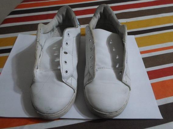 Zapato Para Niña Usado 32