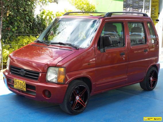 Chevrolet Wagon R Plus