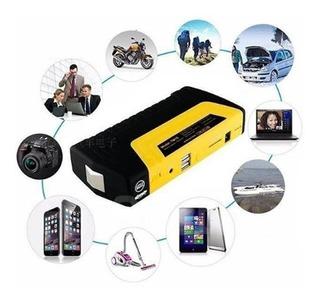 Arrancador Batería Portatil Auto Moto Lancha 12v 20000mah