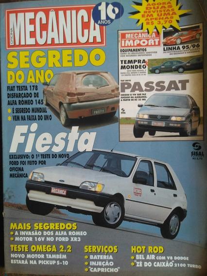 Revista Oficina Mecânica Nº101 Fevereiro 1995