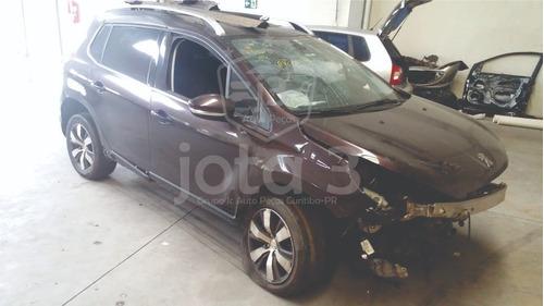 Sucata Peugeot 2008 1.6 2016/2017 - Retirada De Peças