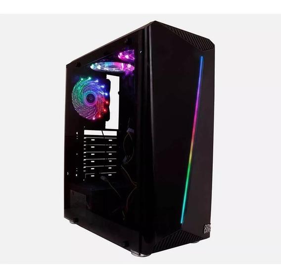 Pc Gamer Ryzen R5 2400g 8gb Ddr4 Roda Fortnite Apex 1tb