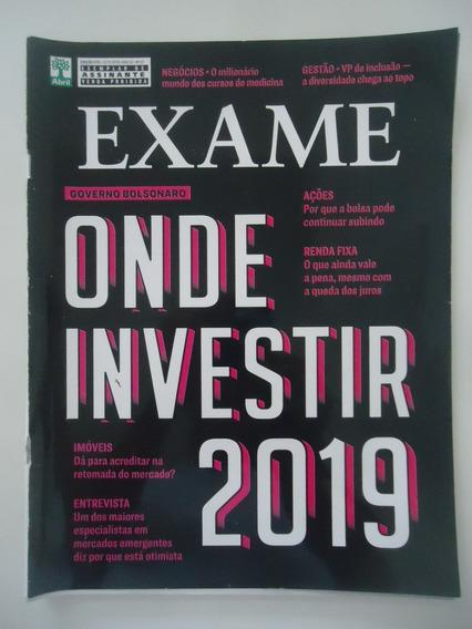 Exame #1175 Dez-2018 Onde Investir 2019