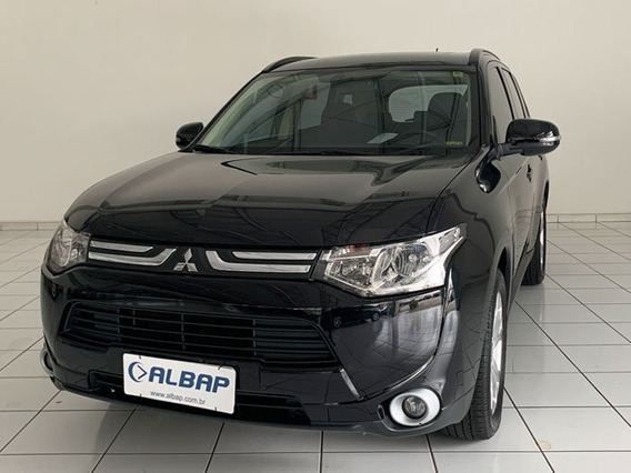 Outlander 2.0 16v Gasolina 4p Automático