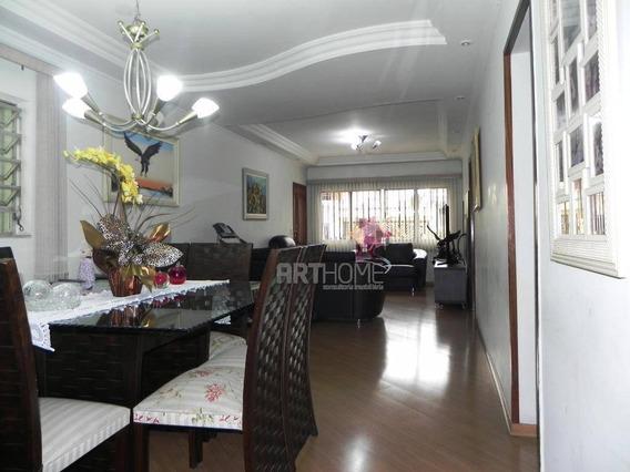 Casa Com 3 Dormitórios À Venda, 168 M² Por R$ 750.000 - Rudge Ramos - São Bernardo Do Campo/sp - Ca0199