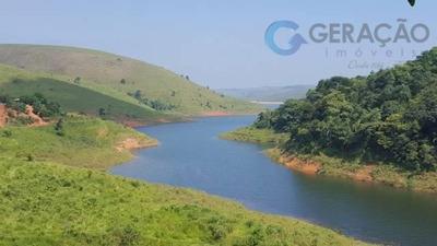 Sítio Rural À Venda, Bairro Do São João, São José Dos Campos, Beira Da Represa Jaguari - Codigo: Si0030 - Si0030