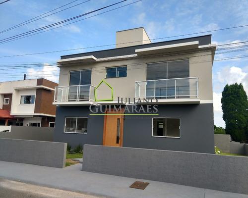 Casa Nova Em Loteamento, Á Venda No Rio Vermelho, Residencial, Florianópolis Sc - Ca00177 - 69343368
