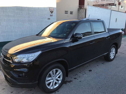 Ssangyong Actyon Musso Dlx
