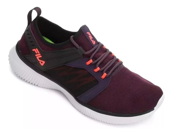Zapatillas Fila Slim Mujer Training Original Local Envio