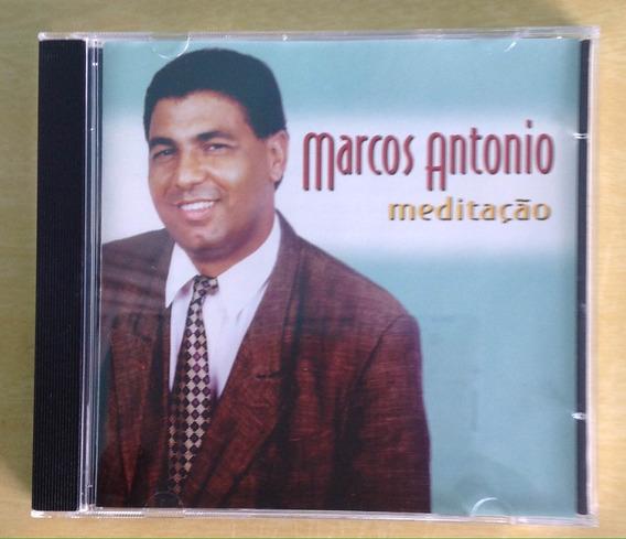 Cd - Marcos Antonio - Meditação - Promo -