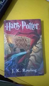 Livro Harry Potter E A Câmara Secreta J.k. Rowling