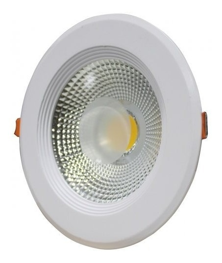 Luminária Led Cob 30w Maxtel Embutir Branco Frio Kit 30 Pçs
