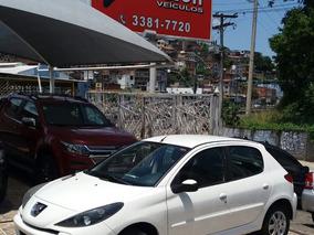 Peugeot 207 1.4 Active Flex 5p 2015 Branco Unico Dono