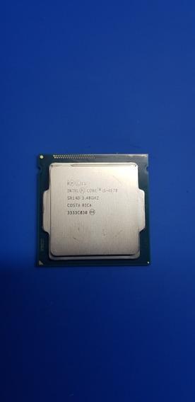 Processador Core I5 4670 3.4ghz Lga 1150