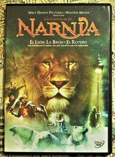 Narnia: El León, La Bruja Y El Ropero - Dvd
