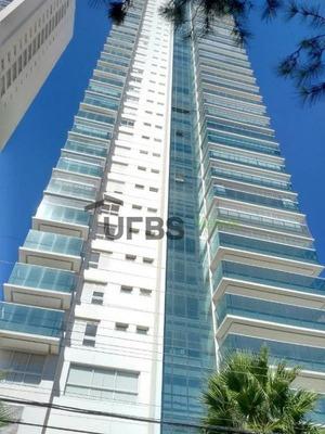 Apartamento Com 4 Dormitórios À Venda, 200 M² Por R$ 1.550.000 - Setor Marista - Goiânia/go - Ap1407