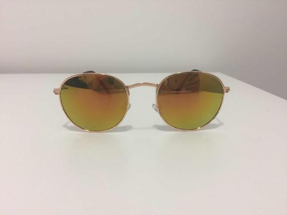 Oculos De Sol Lente Colorida