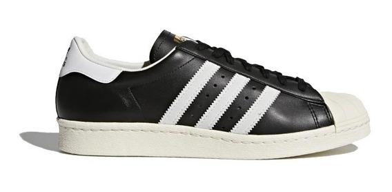 Tenis adidas Superstar Originals 80s Stan Concha Hombre