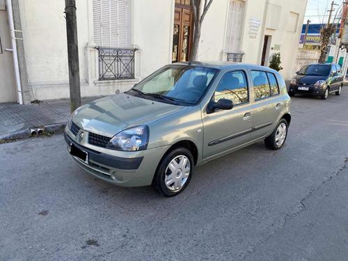 Renault Clio 2005 1.6 Expression
