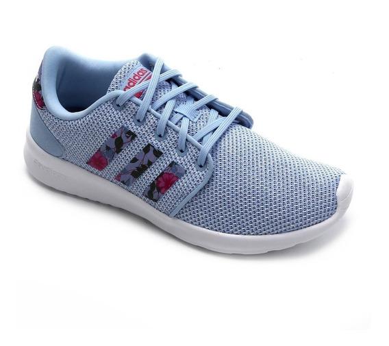 Tênis adidas Farm Qt Racer Feminino - Azul Claro