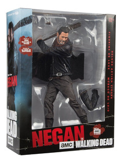 Mcfarlane Toys The Walking Dead 10-inch Negan Deluxe