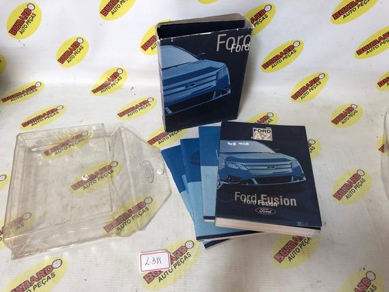 Manual Proprietário Ford Fusion 2010 L319